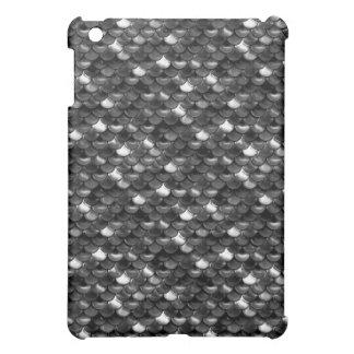 Falln Black and White Scales Cover For The iPad Mini