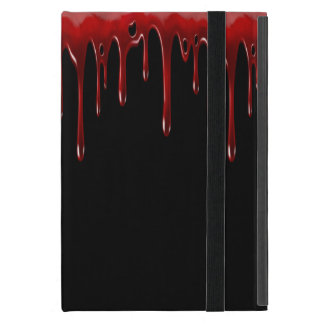 Falln Blood Drips Black Cover For iPad Mini