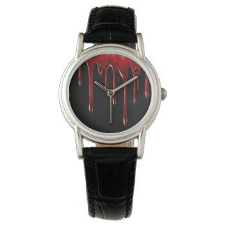 Falln Blood Drips Black Watch