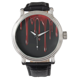 Falln Blood Drips Black Watch