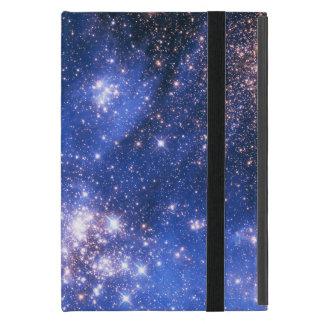 Falln Blue Embrionic Starfield Cover For iPad Mini