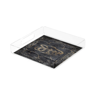 Falln Book of Sin Acrylic Tray