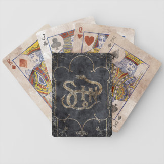 Falln Book of Sin Bicycle Playing Cards