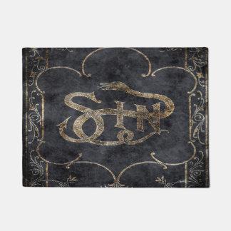 Falln Book of Sin Doormat