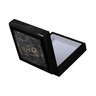 Falln Book of Sin Jewelry Box