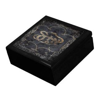 Falln Book of Sin Keepsake Box