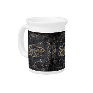 Falln Book of Sin Pitcher