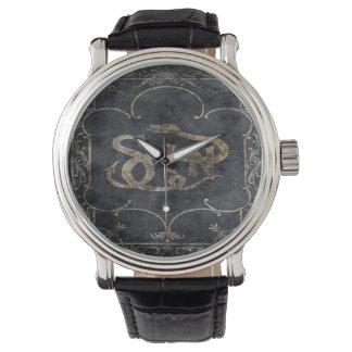 Falln Book of Sin Wristwatches