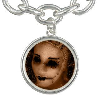 Falln Broken Pierrot Charm Bracelets