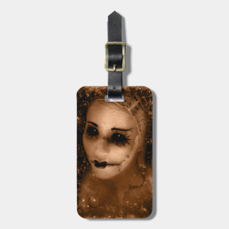 Falln Broken Pierrot Luggage Tag