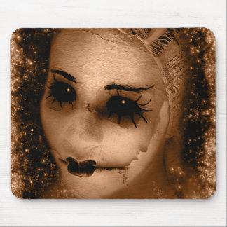 Falln Broken Pierrot Mouse Pad