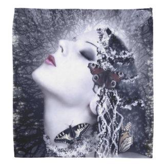 Falln Butterfly Head Kerchief