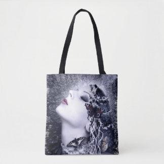 Falln Butterfly Tote Bag