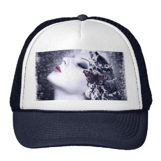 Falln Butterfly Trucker Hat