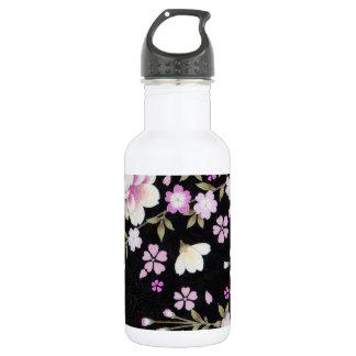 Falln Cascading Pink Flowers 532 Ml Water Bottle