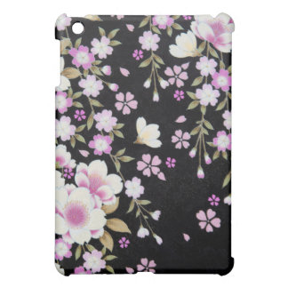 Falln Cascading Pink Flowers iPad Mini Case
