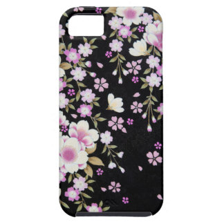 Falln Cascading Pink Flowers iPhone 5 Covers