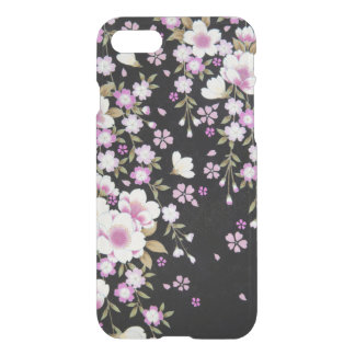Falln Cascading Pink Flowers iPhone 8/7 Case