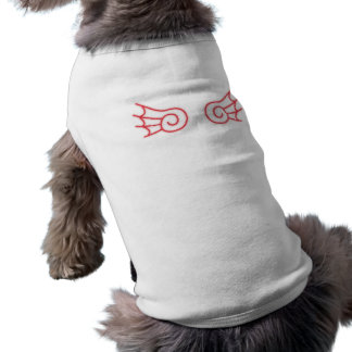 Falln Chibi Demon Wings Pet Shirt