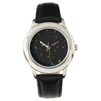 Falln Dandelion Seeds Pansexual Pride Watch