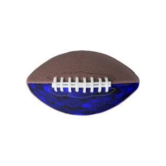 Falln Dark Blue Mermaid Scales Football