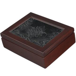 Falln Dark Tribal Memory Box
