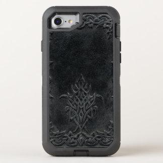 Falln Dark Tribal OtterBox Defender iPhone 7 Case