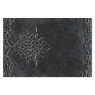 Falln Dark Tribal Tissue Paper