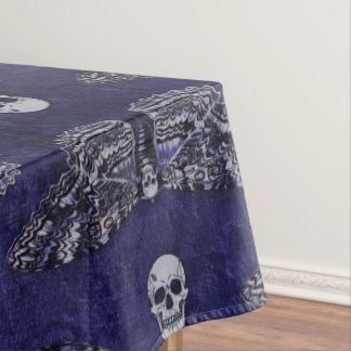 Falln Deathshead Moth and Skulls Tablecloth