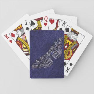 Falln Deathshead Moth Playing Cards