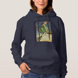Falln Easter Witch Hoodie