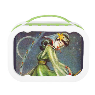Falln Easter Witch Lunch Box