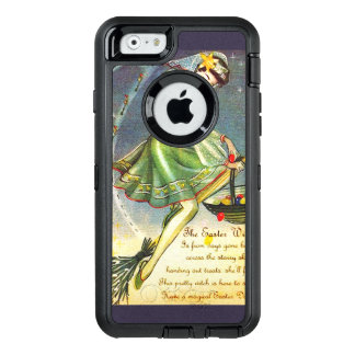 Falln Easter Witch OtterBox Defender iPhone Case