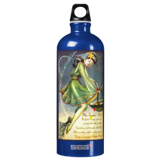 Falln Easter Witch Water Bottle