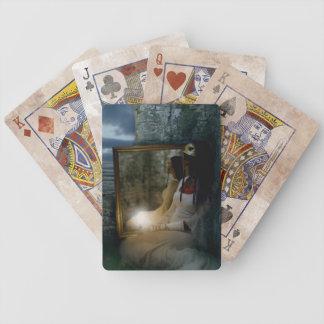Falln Eternal Vanity Bicycle Playing Cards