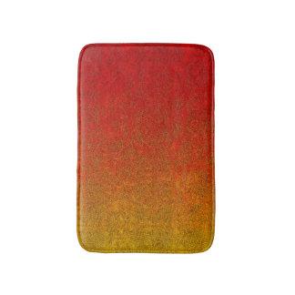 Falln Flame Glitter Gradient Bathroom Mat