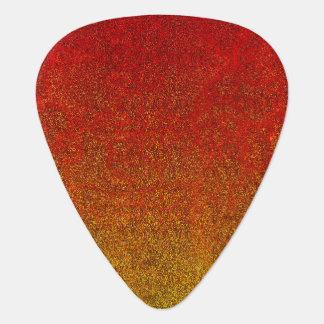 Falln Flame Glitter Gradient Guitar Pick