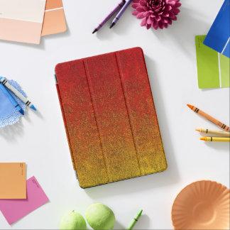 Falln Flame Glitter Gradient iPad Air Cover