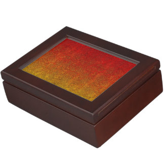 Falln Flame Glitter Gradient Keepsake Boxes