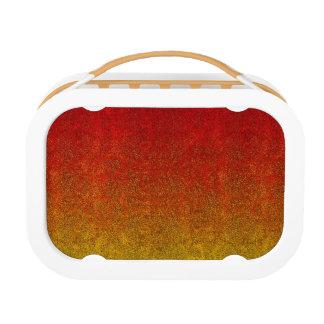 Falln Flame Glitter Gradient Lunchbox