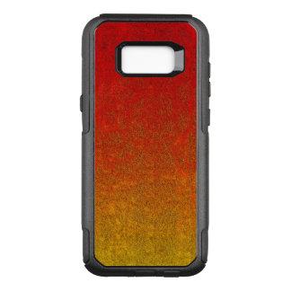 Falln Flame Glitter Gradient OtterBox Commuter Samsung Galaxy S8+ Case