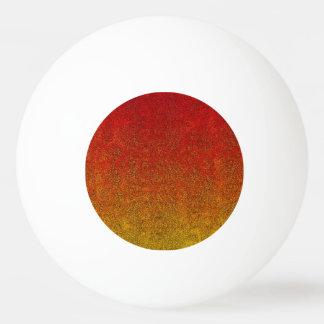 Falln Flame Glitter Gradient Ping-Pong Ball