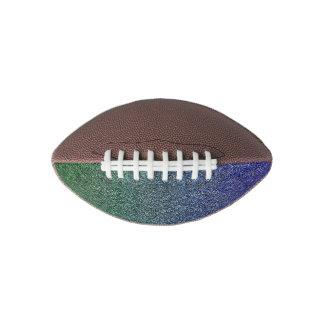 Falln Forest Nightfall Glitter Gradient Football