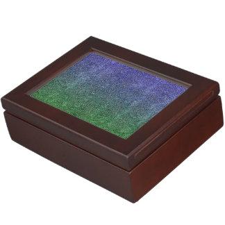 Falln Forest Nightfall Glitter Gradient Memory Boxes