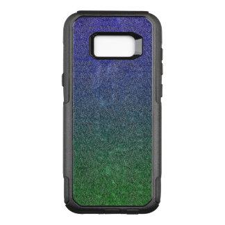 Falln Forest Nightfall Glitter Gradient OtterBox Commuter Samsung Galaxy S8+ Case
