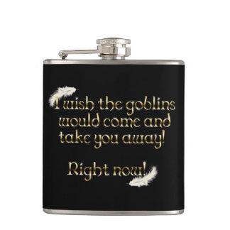 Falln Goblins Take You Away Flasks