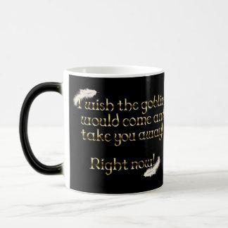 Falln Goblins Take You Away Magic Mug