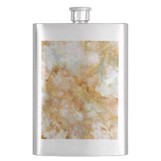 Falln Gold Rippled Marble Flasks