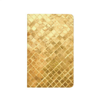 Falln Golden Checkerboard Journal