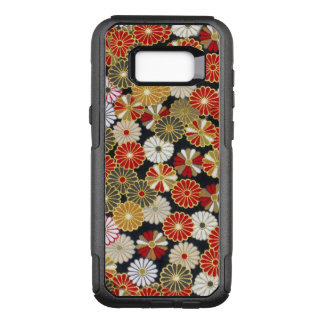 Falln Golden Chrysanthemums OtterBox Commuter Samsung Galaxy S8+ Case